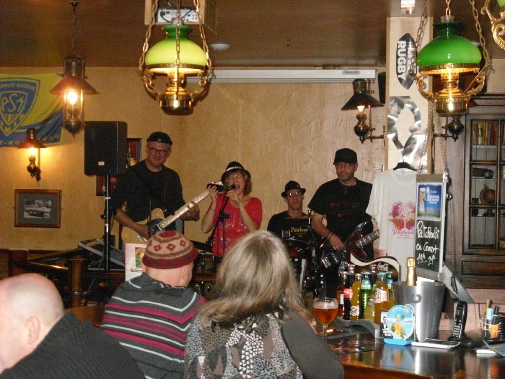 Concert Baker street 11/11/12